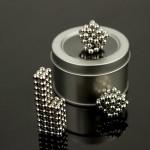 كرات مغناطيس 2.5 ملم
